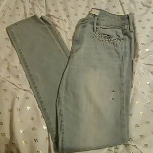 NWT Abercrombie and Fitch Super Skinny jeans